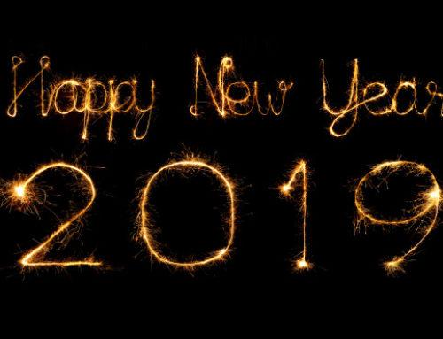 Het bestuur wenst u een goed 2019!