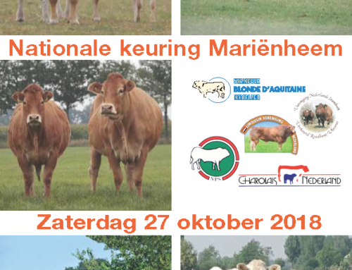 Nationale Keuring 27 oktober 2018